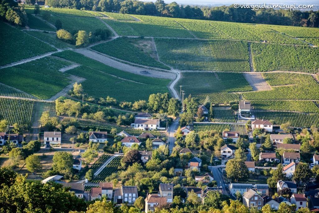 Itinerario in moto nella Loira, Sancerre