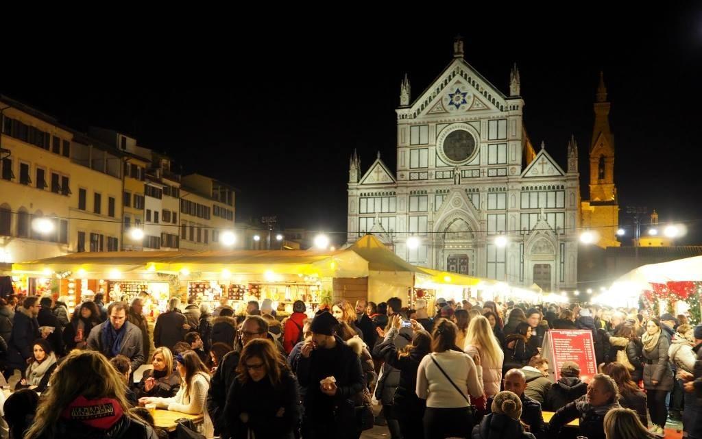 Mercatini di Natale più belli, Firenze