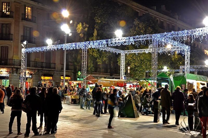 Migliori Mercatini di Natale, Barcellona