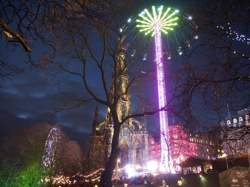 Migliori Mercatini di Natale, Edimburgo