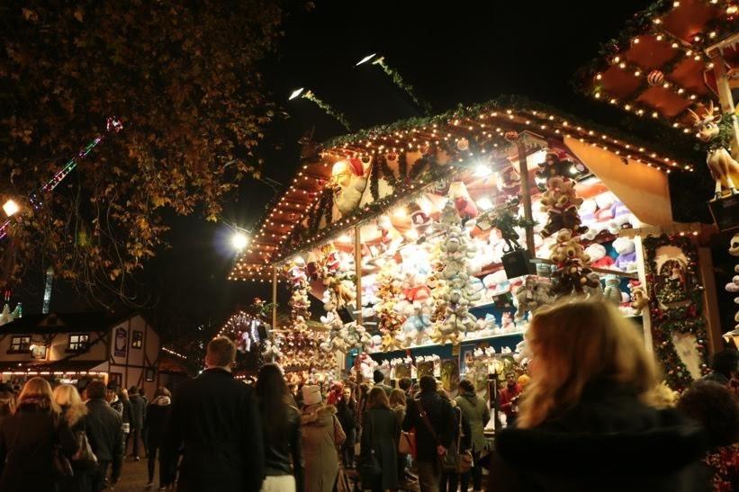 Migliori Mercatini di Natale, Londra