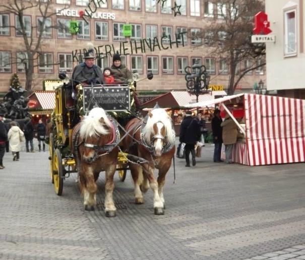 Migliori Mercatini di Natale, Norimberga