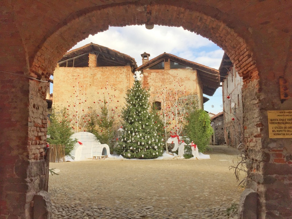 Migliori Mercatini di Natale, Ricetto di Candelo