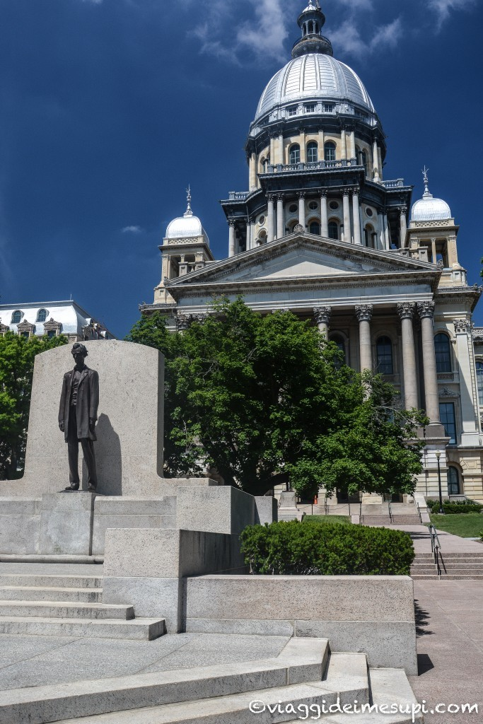 Cosa vedere a Springfield, Illinois - Old State Capitol