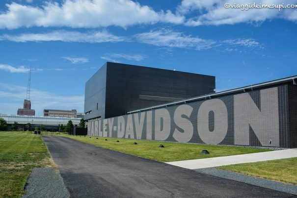 Visitare l'Harley Davidson Museum di Milwaukee