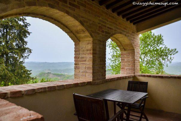 Dormire all'Abbazia San Faustino Resort