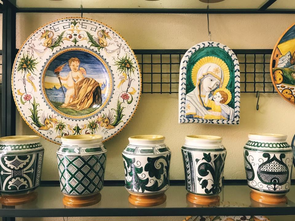 Uno Ceramica Civita Castellana.Le Ceramiche Di Civita Castellana Con Buongiorno Ceramica Viaggi