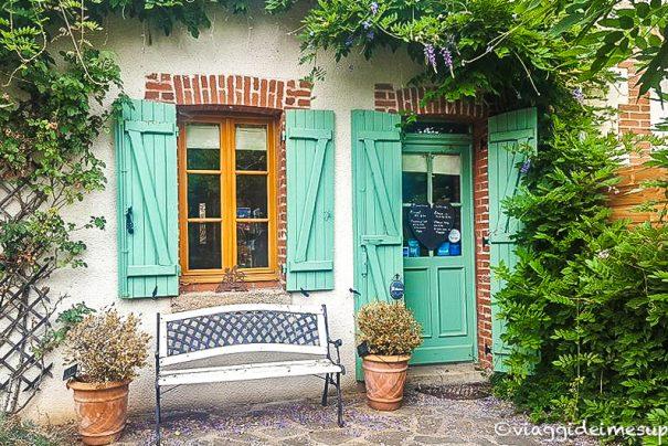 Un b&b shabby chic: la Maison du Lac a Éguzon, nella Valle della Loira